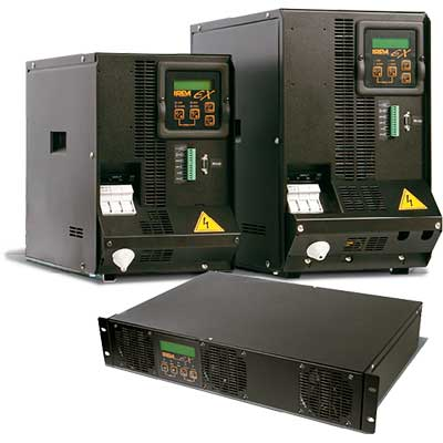 ELECTRONIC POWER SUPPLIES FOR SHORT ARC XENON LAMPS