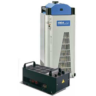 ELECTROMECHANICAL POWER SUPPLIES FOR SHORT ARC XENON LAMPS