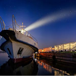 POWER LIGHTING. Soluzioni IREM per fari di ricerca navali